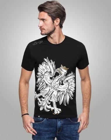 Męskie koszulki słowiańskie